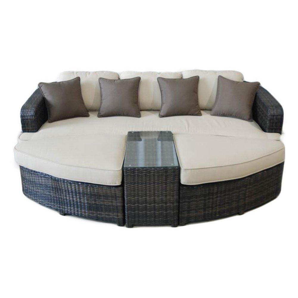 garden furniture gives life to your outdoor space: daybeds patio furniture home decor homes