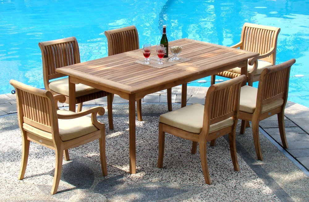 Teak Patio Furniture The Garden And