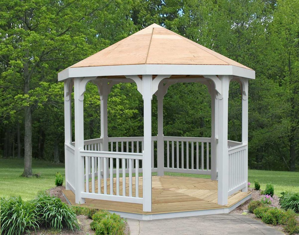 Canopies And Gazebos : Gazebo the garden and patio home guide