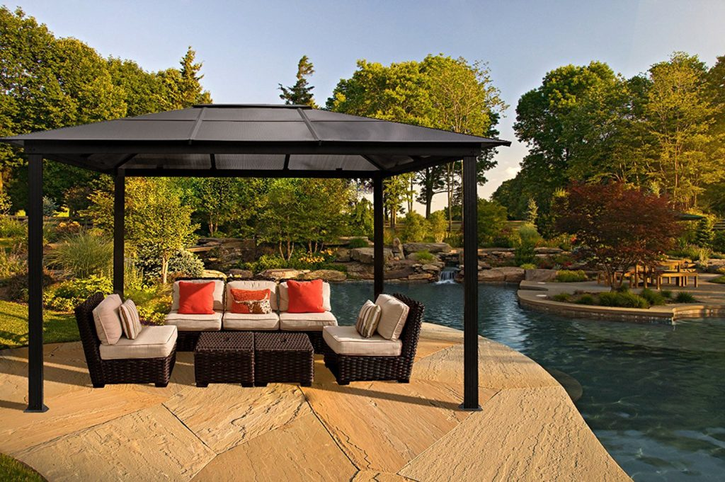 A Garden Gazebo Is Ideal For Social Events Too It S Perfect Place To Host Barbecue Or An Outdoor Party Very Por Use Nowadays As Venue