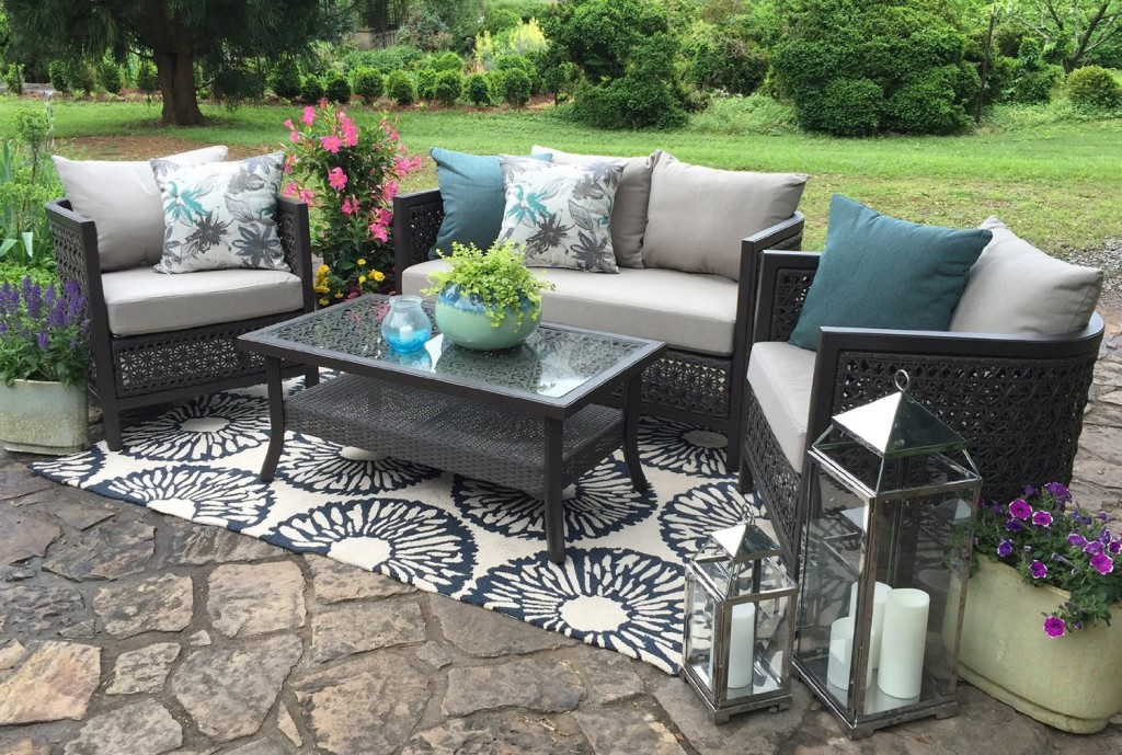 Rattan garden furniture the garden and patio home guide for Best deals on patio sets