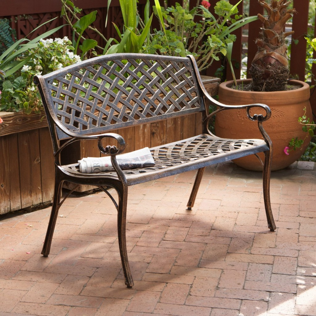 How to Choose a Garden Bench How to Choose a Garden Bench new photo