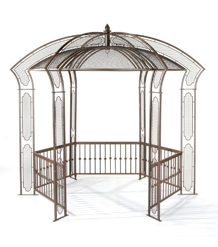 how to build a gazebo from scratch