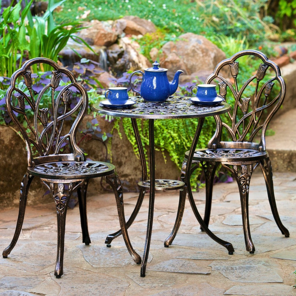 Wrought Iron Patio Furniture The Garden And Home Guide