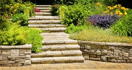 Natural Stone Is A Fantastic Option Which Can Enhance Your Existing Outdoor E Or Be Great For Next Garden Patio Yard Project