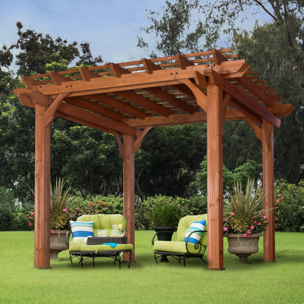Outdoor Structures | The Garden And Patio Home Guide