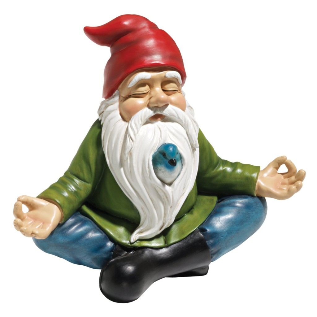 Gnome In Garden: The Garden And Patio Home Guide