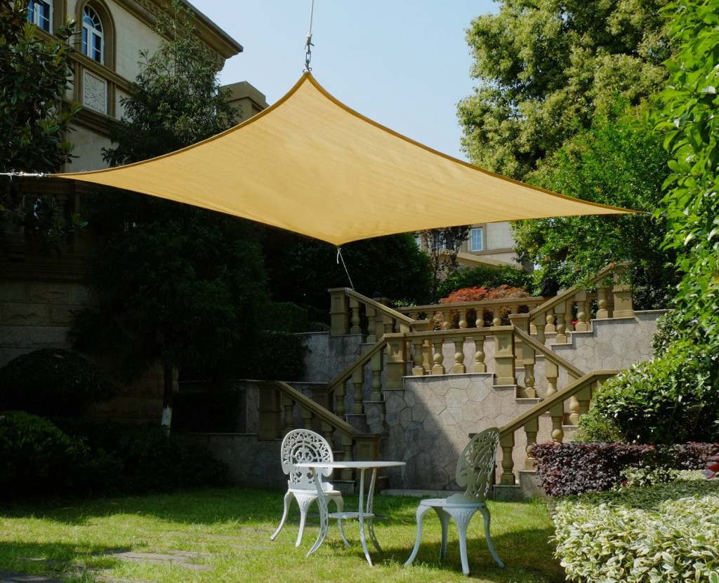 6 Shade Structures To Help You Beat The Heat