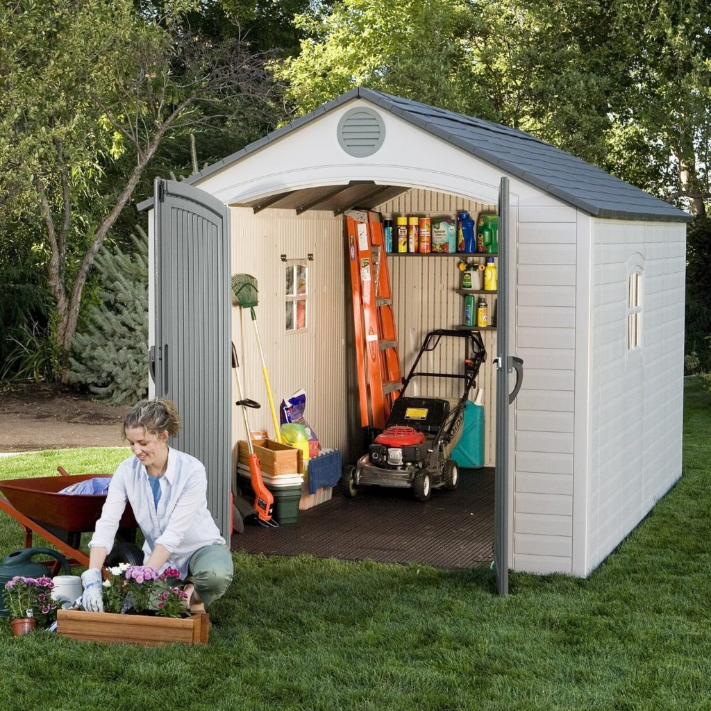 4 budget conscious tips for buying a garden shed the garden and
