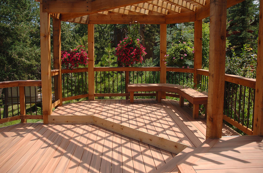 The Evolution Of Composite Decking | | The Garden and Patio ...