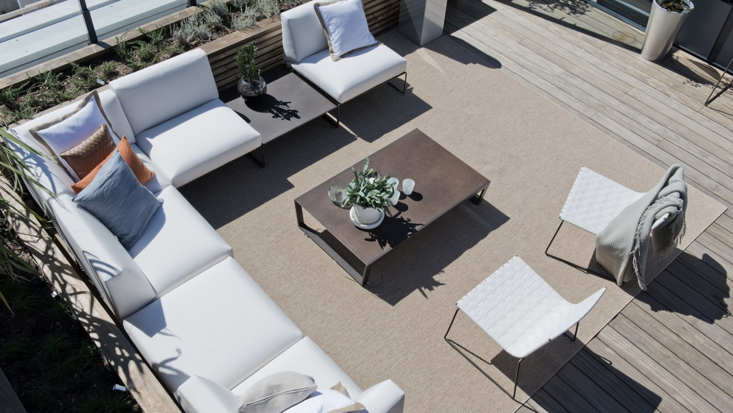 Awesome rooftop deck design ideas gallery decoration for Rooftop deck design ideas