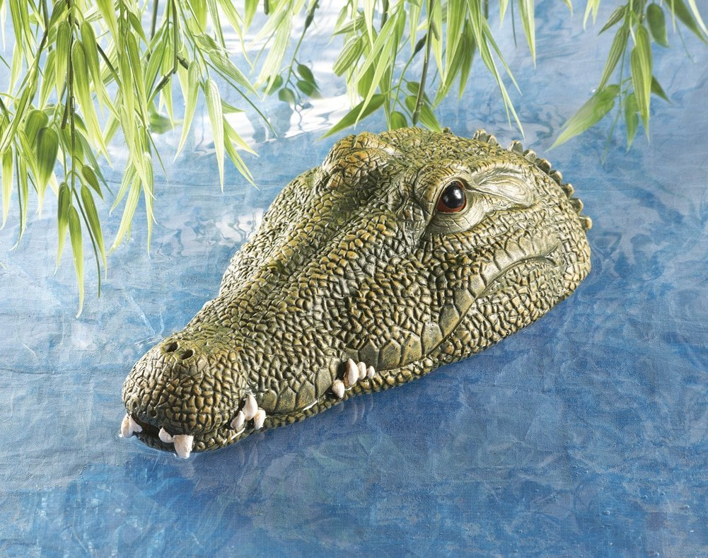 Alligator Decoy
