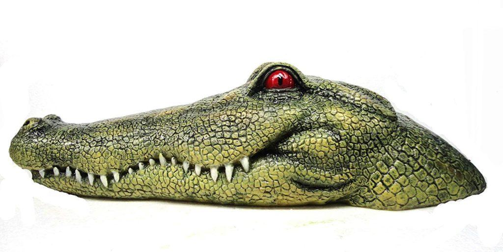Alligator Decoy The Garden And Patio Home Guide