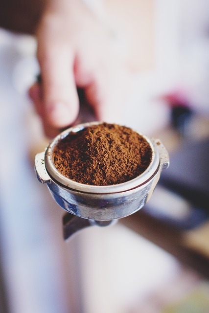 Coffee Grounds For Flowers